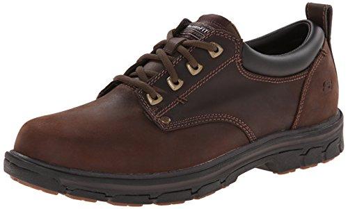 Skechers Usa Segment Rilar Oxford Dark Brown