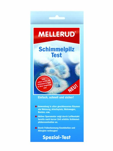 Preisvergleich Produktbild MELLERUD Schimmelpilz Test 2001009205