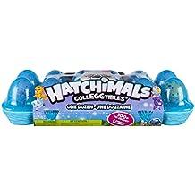 Hatchimals à Collectionner - 6041334 - Figurines - Boîte de 12 Figurines Saison 2 - Modèles Aléatoires