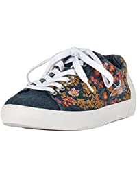 1fa89021143f3 Ash Nippon Embroidered Trainers Washed Blue Denim