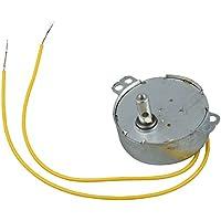 motore sincrono - SODIAL(R) 220V AC 50 / 60Hz 3 Watt 5RPM motore sincrono Giallo Wired - Utensili elettrici da giardino - Confronta prezzi