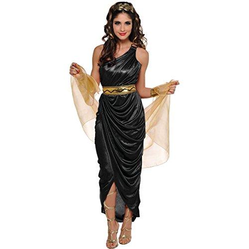Neue Damen Ägyptische Königin der Nile Kostüm (Nil Königin Für Erwachsene Damen Kostüm)