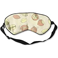 Sleep Eye Mask Nut Cashew Lightweight Soft Blindfold Adjustable Head Strap Eyeshade Travel Eyepatch E9 preisvergleich bei billige-tabletten.eu