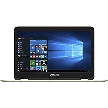 ASUS Zenbook UX360CA-C4125T 13.3-inch Convertible Laptop Intel Core M5-6Y54 Processor, 8GB RAM, 512GB SSD, Windows 10 Home - 90NB0BA2-M03040