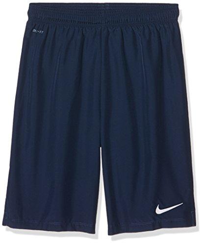 Nike Kids Laser Woven III Shorts - Midnight Navy White  Medium