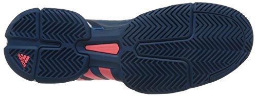adidas Herren Barricade 2016 Boost Tennisschuhe Varios colores (Multicolor (Acetec / Acetec / Rojdes))