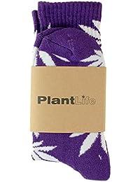 Plantlife® Hanf Socken | Damen und Herren | Weed | lifestyle Socken one-size, Unisex