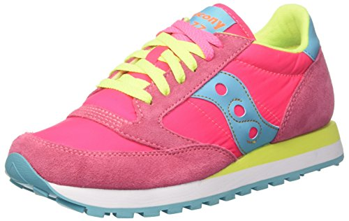 Saucony  Jazz Original, Sneaker, Donna, Multicolore, 37 EU