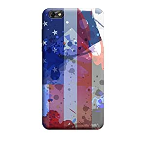 Digi Fashion Designer Back Cover with direct 3D sublimation printing for Huawei Honor 4X