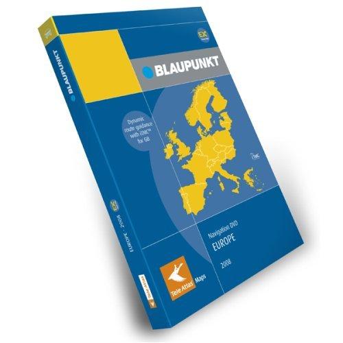 Tele Atlas - DVD Europa 2008 - B...