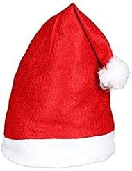 Weihnachtsmütze Nikolausmütze Weihnachtsmützen Nikolausmützen einfach