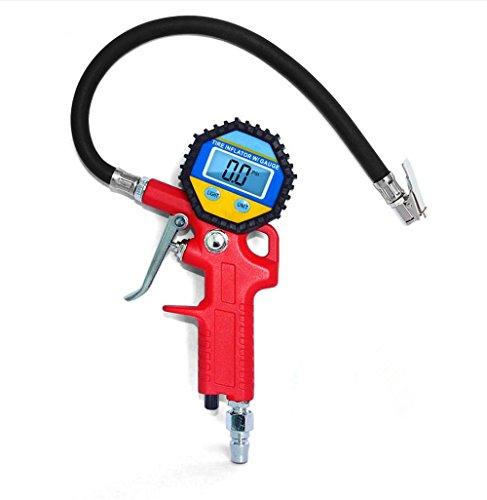 150PSI-Manometro-Pressione-PneumaticiElectro-Weideworld-LED-Pistola-manometro-compressore-gonfiaggio-gomme-pneumatici-per-Auto-Moto-Camion-Bici