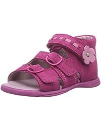Däumling Benny - Zapatos primeros pasos de cuero para niña