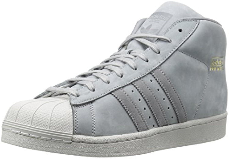 Adidas Adidas Adidas PRO Model, scarpe da ginnastica Uomo Grigio Mid grigio grigio Three grigio One | Facile da usare  d5a378