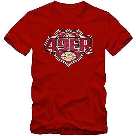 I'm a 49er #8 Tee Shirt | Adulte Homme |