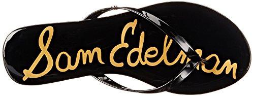 Sam Edelman Oliver Ciabatte Donna Nero (BLACK BOMBER IGUANA CROM)