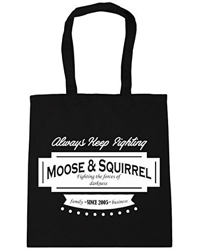 hippowarehouse-moose-squirrel-family-business-since-2005-tote-shopping-gym-beach-bag-42cm-x38cm-10-l