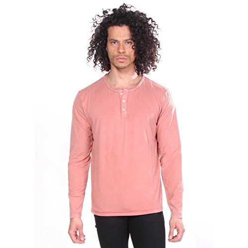 lucky-brand-henley-camisetas-l-hombres