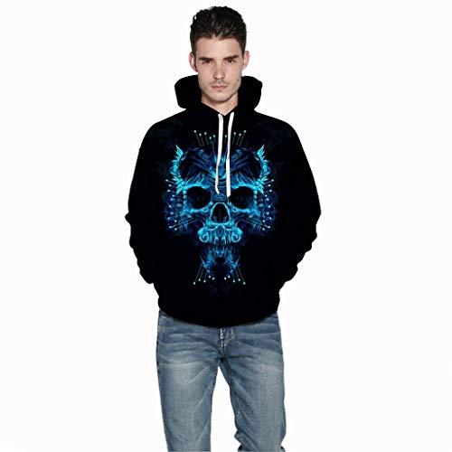 Unisex Pullover Sweatshirt T-Shirt Hoodie Pulli Tank Top ◆Elecenty◆ Wintermantel Kapuzenpullover Sport Sweatshirts Jacke Mantel Outwear Männer -