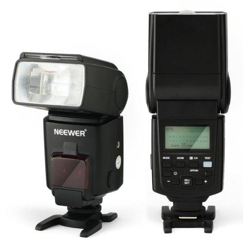 Neewer-NW680TT680-HSS-Speedlite-Flash-E-TTL-per-Canon-5D-MARK-2-6D-7D-70D-60D-50DT3I-T2I-e-altre-Fotocamere-DSLR-Canon