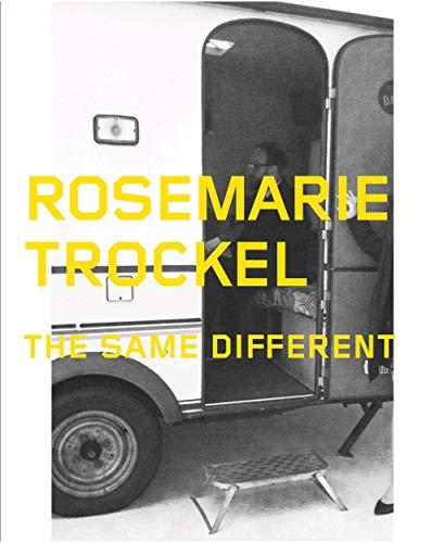 Schwedische Kostüm - Rosemarie Trockel. The Same Different (Det Lika Olika): Ausst. Kat. Moderna Museet, Stockholm 2019