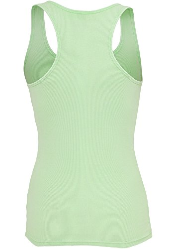 Urban Classics Ladies Faded Tanktop Mint