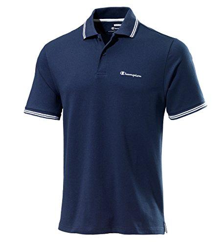 champion-polo-pour-homme-small-bleu-bleu-marine