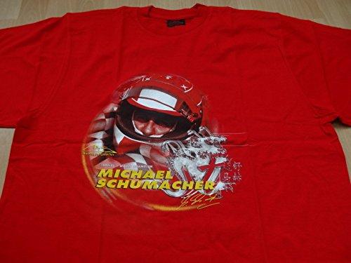Michael Schumacher Ferrari T-Shirt Racing F1 XL