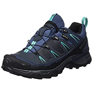 41vETIbNdgL. SS300  - SALOMON Women's X Ultra LTR GTX Low Rise Hiking Shoes