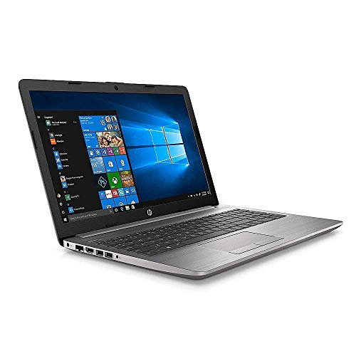 HP Notebook (15,6 Zoll), HD Display, Intel N4000 2 x 2.60 GHz, 8 GB RAM, 256 GB SSD, HDMI, Intel UHD Grafik, Webcam, Windows 10 Pro