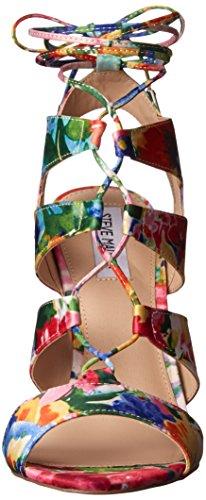 Steve Damen Floral Madden Multi Sandalette qAO4rq7x