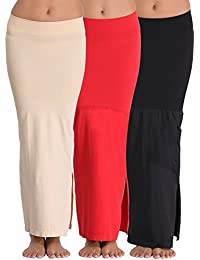 Clovia Women's Pack of 2 Saree Shapewear