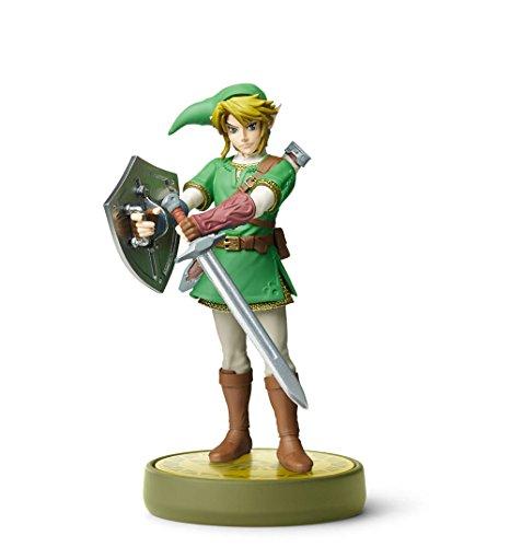 Nintendo - Amiibo Link Twilight Princess (Colección Zelda)