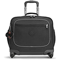 Kipling MANARY Bolsa Escolar, 42 cm, 26.5 Liters, Negro (True Black)