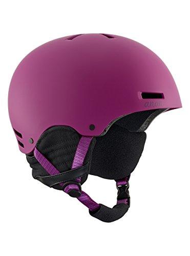 Anon Damen Greta EU Snowboardhelm, Purple EU, S