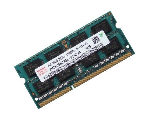 hynix-1x-4gb-204pin-ddr3l-1333mhz-pc3-10600s-cl9135v-low-power-so-dimm-for-apple-and-notebook-hmt351