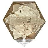 Vibrations Cristallines Sceau de Salomon en Quartz Fumé