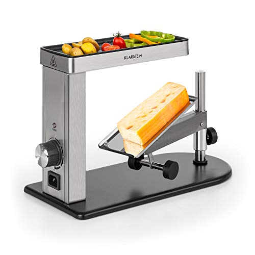 Klarstein Appenzell Pro Raclette plancha - 600 W