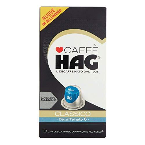 Hag Classico Miscela Di Caffe 52gr 10ct Rp