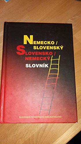 Nemecko-Slovensky Slovnik / Wörterbuch Deutsch Slowakisch