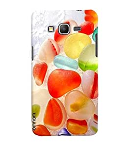 Omnam Fruit Jelly Colorful Printed Designer Back Cover Case For Samsung Galaxy Grand Prime