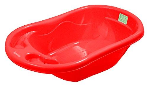 Sunbaby Splash Bath Tub (Red)