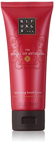 RITUALS The Ritual of Ayurveda Hand Lotion Feuchtigkeitsspendende Handlotion, 70 ml