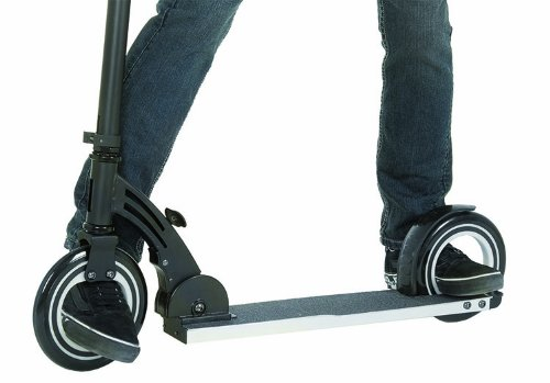 Kick-Roller Roller Revolution, Schwarz, 47 - 92 cm, 659946