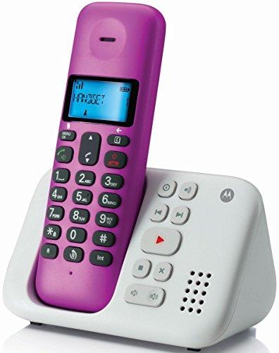 Motorola T311CV T3-Schnurlostelefon violett