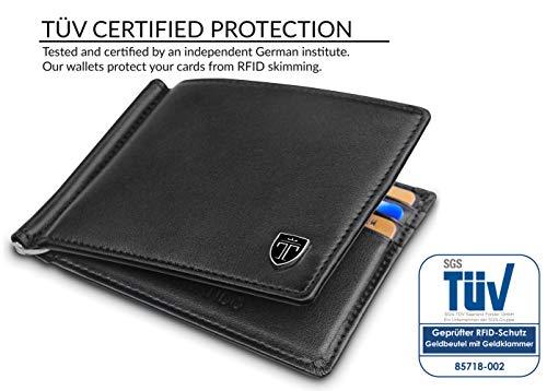 50b104363f Zoom IMG-1 travando portafoglio uomo con protezione
