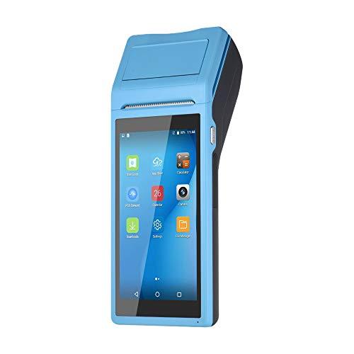 Docooler Mobile POS-Terminal Handheld-PDA-Drucker POS-Terminal Drahtlose Drucker Intelligente Zahlungsterminalfunktion WiFi/USB OTG / 3G-Kommunikation (Terminal Android)