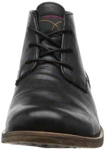 Calvin Klein Jeans Pierre, Baskets mode homme Black