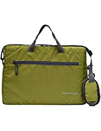Fantosy Men Green Polyester Laptop Bag (Mb-009)