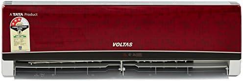 Voltas 1 Ton 3 Star (2018) Split AC (125 EYR/123ZZY-IMR, Wine Red)